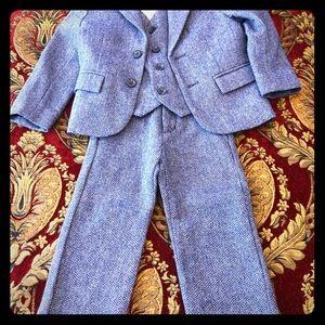 Janie and Jack Boy's 3 piece suit